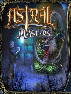Cover for Astral Masters.