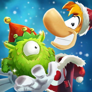 Cover for Rayman Adventures.