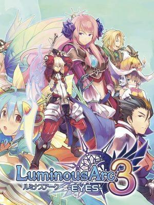 Cover for Luminous Arc 3.