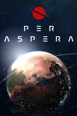 Cover for Per Aspera.