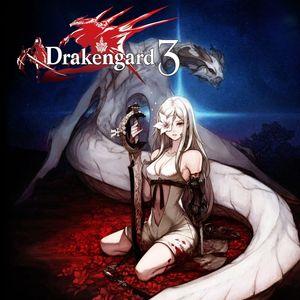 Cover for Drakengard 3.