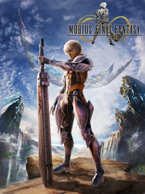 Cover for Mobius Final Fantasy.