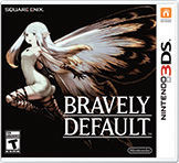 Cover for Bravely Default.