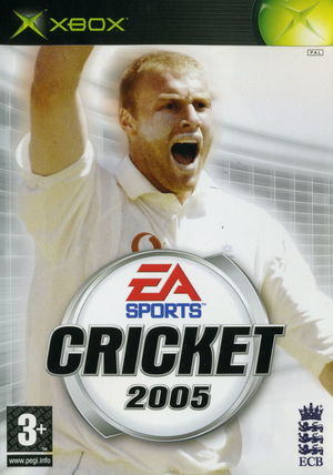 Cover for Cricket 2005.