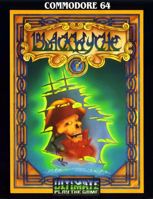 Cover for Blackwyche.