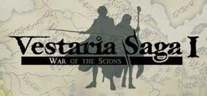 Cover for Vestaria Saga I: War of the Scions.
