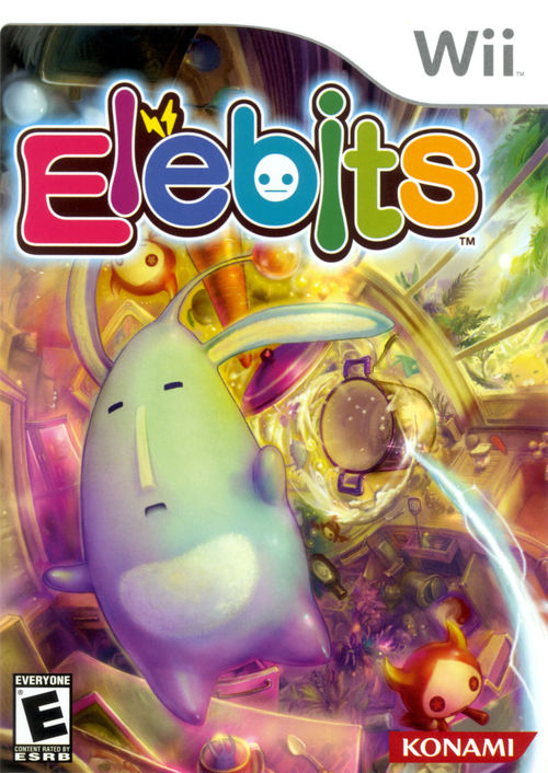 Cover for Elebits.