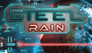 Cover for Steel Rain.