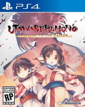 Cover for Utawarerumono.