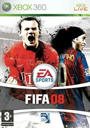 Cover for FIFA 08.