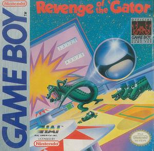 Cover for Revenge of the 'Gator.