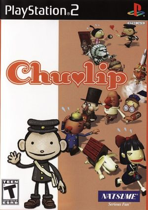 Cover for Chulip.
