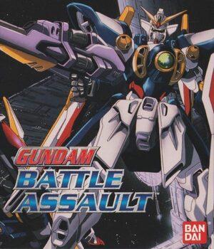 Cover for Gundam: Battle Assault.