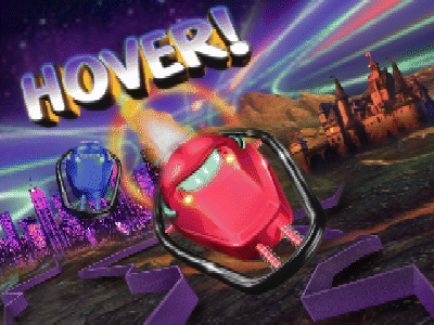 Cover for Hover!.