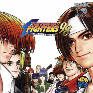 Cover for The King of Fighters '98.