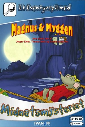 Cover for Skipper & Skeeto: The Midnight Mystery.