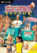 Cover for Ice Cream Tycoon.