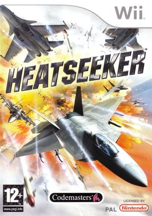 Cover for Heatseeker.