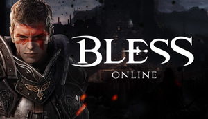 Cover for Bless.