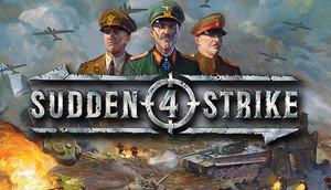 Cover for Sudden Strike 4.