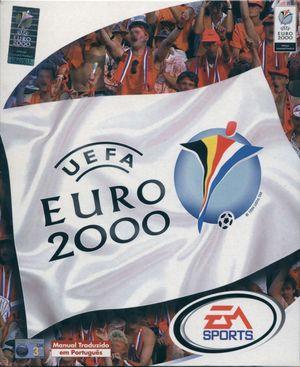 Cover for UEFA Euro 2000.