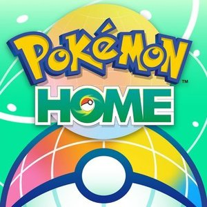 Cover for Pokémon Home.