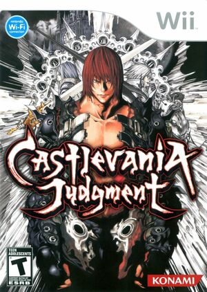 Cover for Castlevania Judgment.