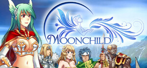 Cover for Moonchild.