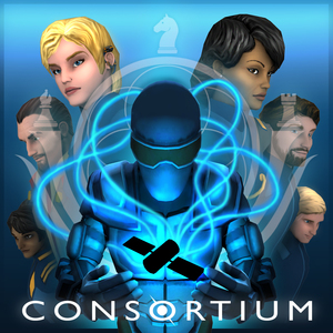 Cover for Consortium.