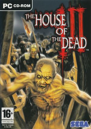 Cover for The House of the Dead III.