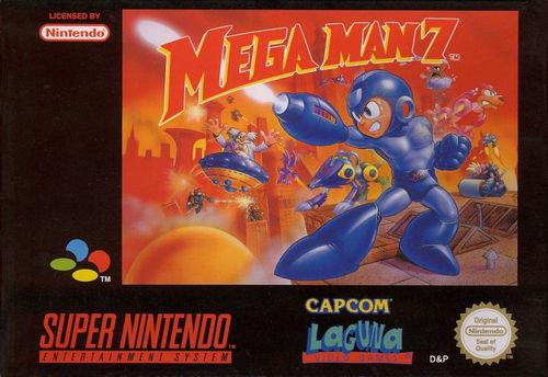 Cover for Mega Man 7.