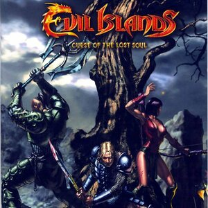 Cover for Evil Islands: Curse of the Lost Soul.