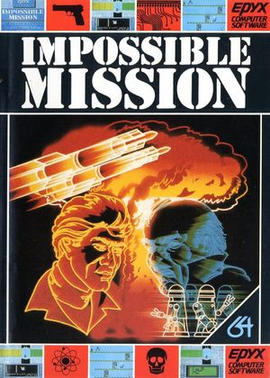 Cover for Impossible Mission.