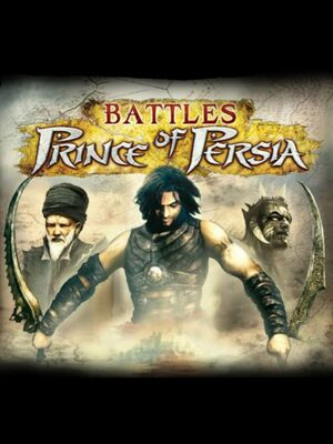 Cover for Battles of Prince of Persia.