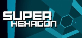 Cover for Super Hexagon.
