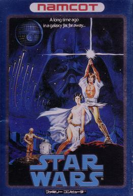 Cover for Star Wars.