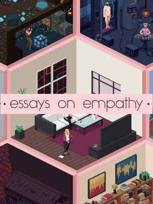 Cover for Essays on Empathy.