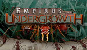Cover for Empires of the Undergrowth.