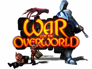 Cover for War for the Overworld.