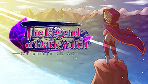 Cover for The Legend of Dark Witch.