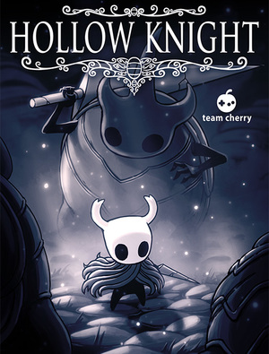 Cover for Hollow Knight.