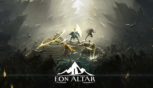 Cover for Eon Altar.
