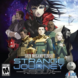 Cover for Shin Megami Tensei: Strange Journey Redux.