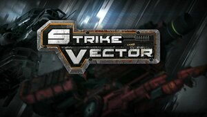 Cover for Strike Vector.