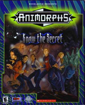 Cover for Animorphs: Know the Secret.