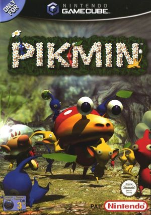Cover for Pikmin.