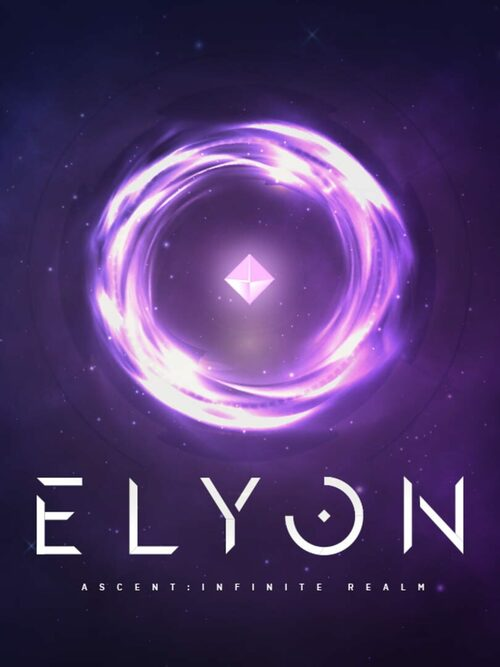 Cover for Elyon.