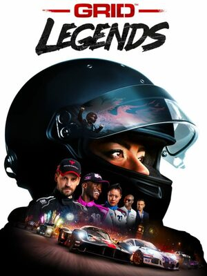Cover for Grid Legends.