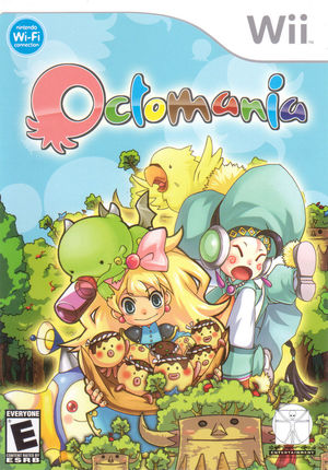 Cover for Octomania.