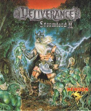 Cover for Deliverance.